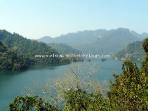 North East Vietnam Motorbike Tours to Bac Kan, Cao Bang, Halong Bay