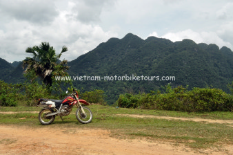 Ha Giang motorbike packages