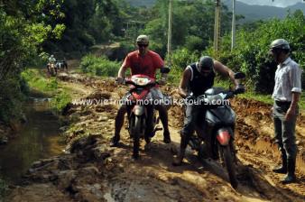 Sapa motorcycle tours
