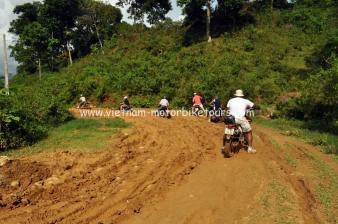 Hanoi Motorcycle tour