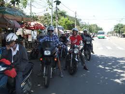 Hue motorbike trips