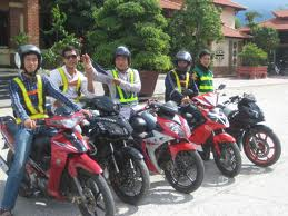 Hue motorcycle tours
