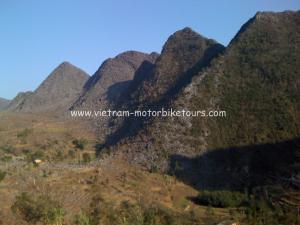 Mai Chau motorbike trips