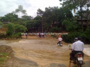 Hanoi motorcycle tours