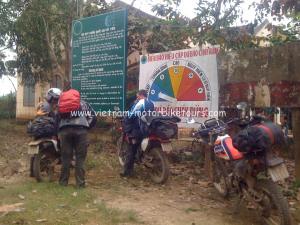 North-Centre Vietnam motorcycle tour to Bac Kan via Ha Giang, Cao Bang