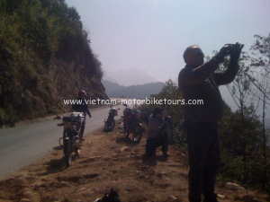 Full North-west Vietnam motorbike tour to Ha Giang