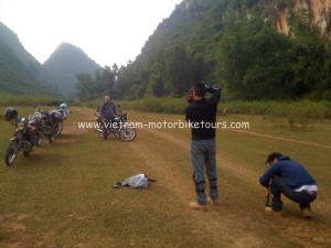 Hanoi motorcycle tours to Maichau
