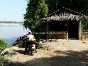 Thac Ba motorbike tours