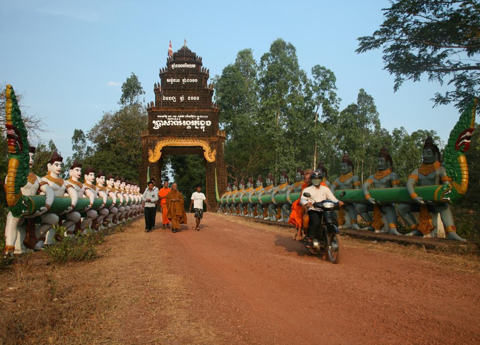 The Ultimate Cambodia Beach Motorbike tour