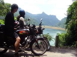 Vietnam central motorbike tours