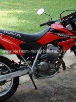Honda XR 250cc