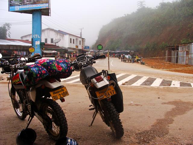 phou khoun motorbike
