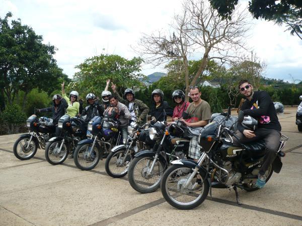 Vietnam Motorbike Tours to Mekong