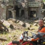 Cambodia Lost Temples Motorcycle Tour