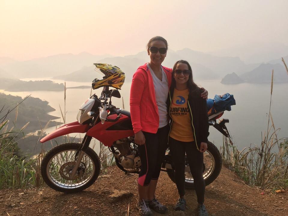 Hanoi motorbike tour to Mai Chau