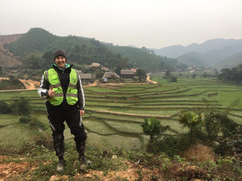 Full North-west Vietnam motorbike tour to Sapa