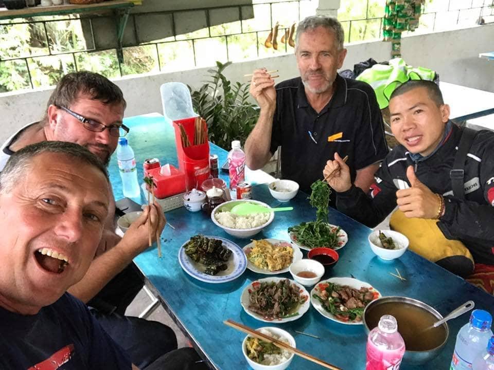 Northwest Vietnam motorbike tour to Mai Chau and Phu Yen