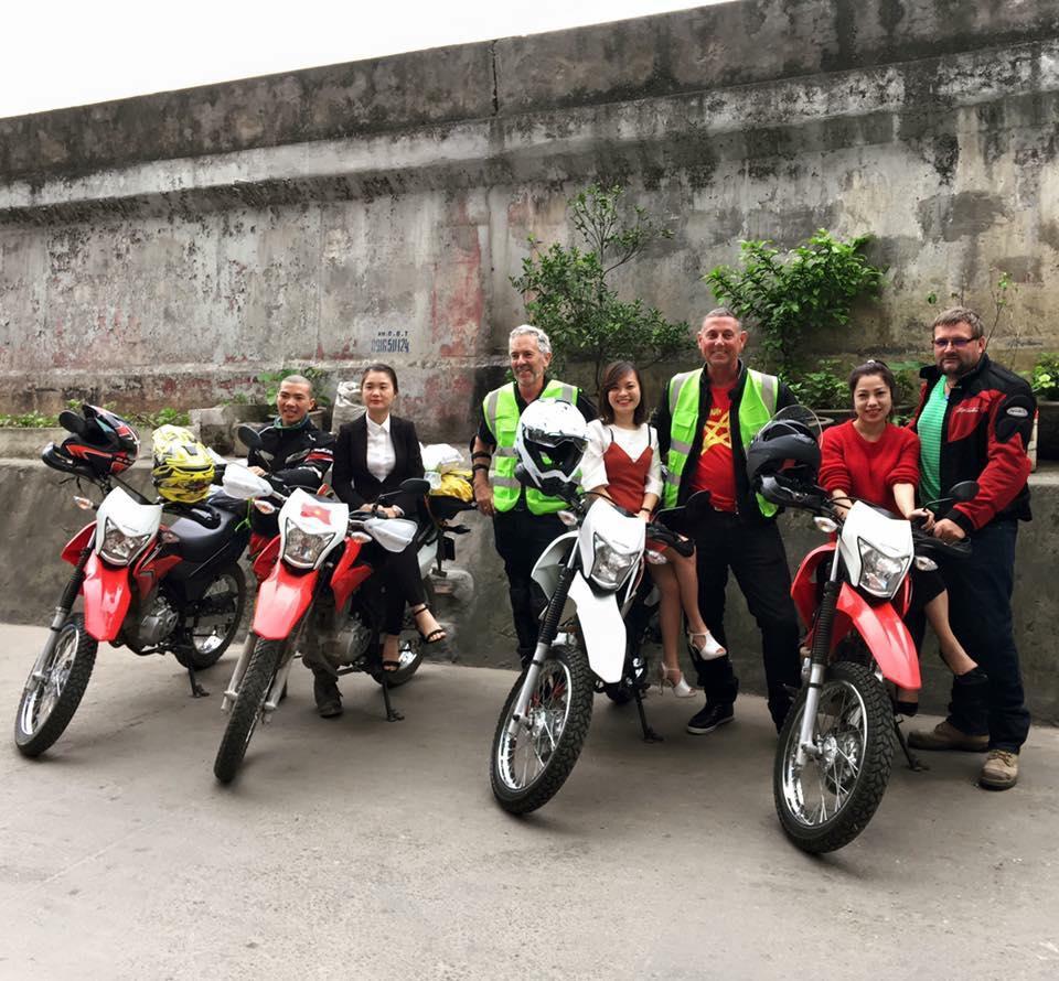 Full North-West Vietnam Motorbike Tour Hanoi to Sapa