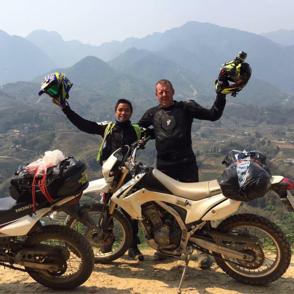 Full North-west Vietnam motorbike tour to Sapa