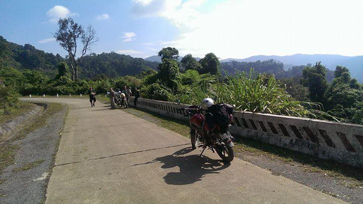 Epic Vietnam Motorbike Tours on Ho Chi Minh Trail from Saigon to Hanoi