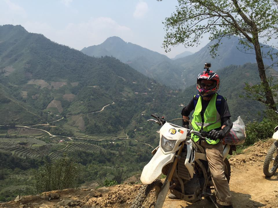 Mighty Northwest Vietnam motorbike tour to Mai Chau and Phu Yen