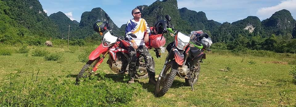 AWESOME NORTHWEST VIETNAM MOTORBIKE TOUR