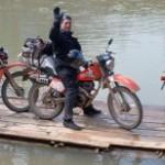Laos northern motorbike tour