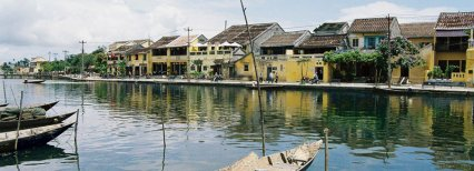 Attractive Hoi An village Motorbike Tour (1pm- 5pm)