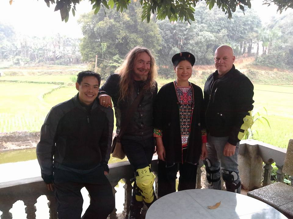 Full North Vietnam Motorcycle Tour -15 Days