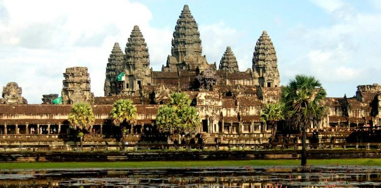 Cambodia Motorcycle Tour In Focus