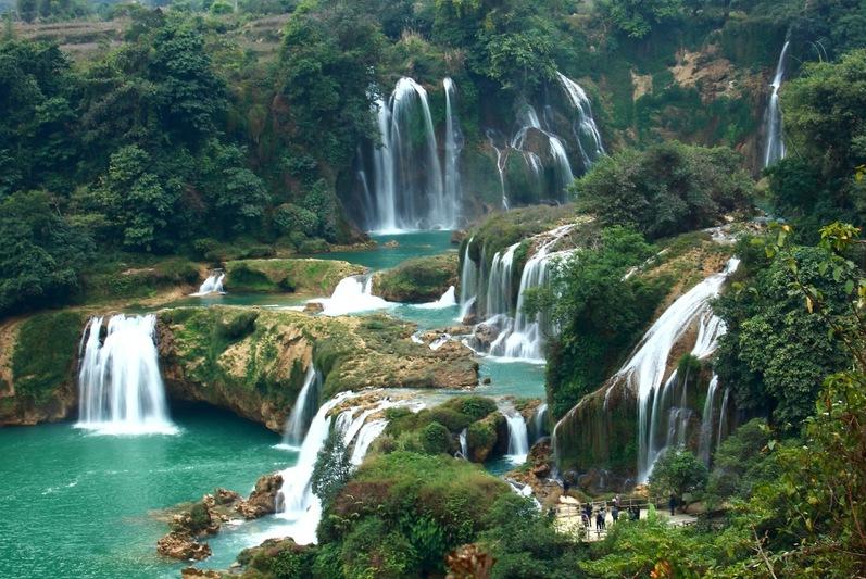 North East Vietnam Motorbike Tours to Lang Son, Cao Bang, Ba Be Lake