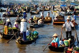 Cai Rang_Floating_Village