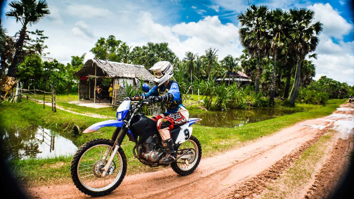 Cambodia Dirt Bike Tour from Angkor to the Coast