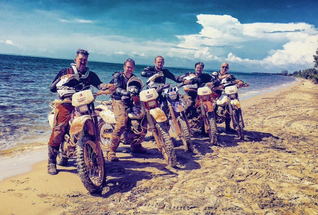 Cambodia coast motorcycle tour