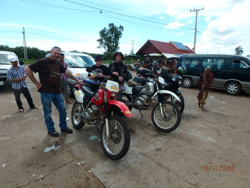 Northern Cambodia Motorbike Tour from Siem Reap to Koker