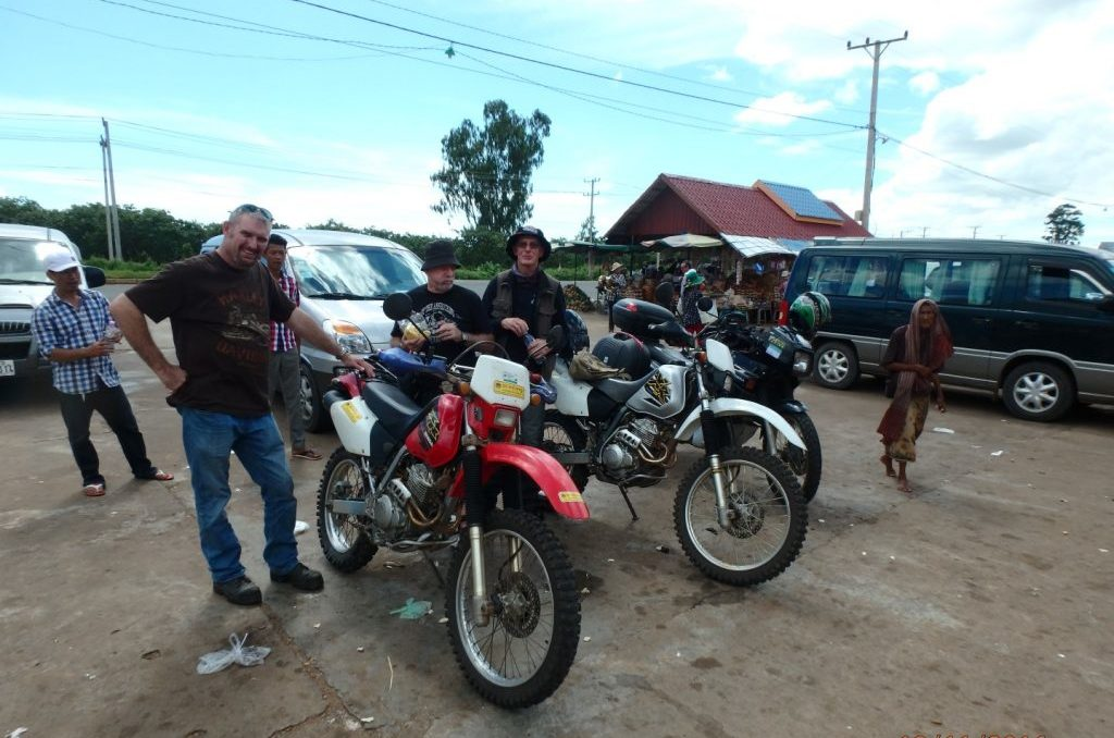 North Eastern of Cambodia Motorbike Tour