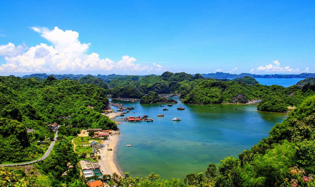 Hanoi Motorbike Tours to Ha Long Bay - Cat Ba Island