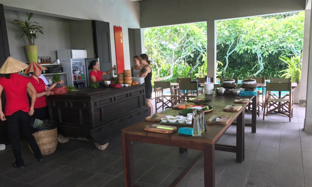 Hoi An cooking class and motorbiking tours