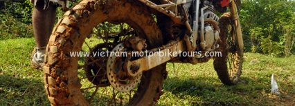 Full North-centre Vietnam motorbike tour to Ha Giang