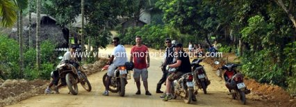 Full Vietnam motorbike tour on Ho Chi Minh trail