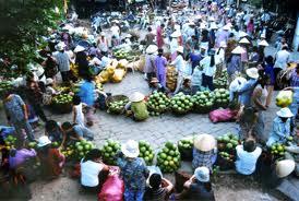Dong Ba Market - DONG BA MARKET