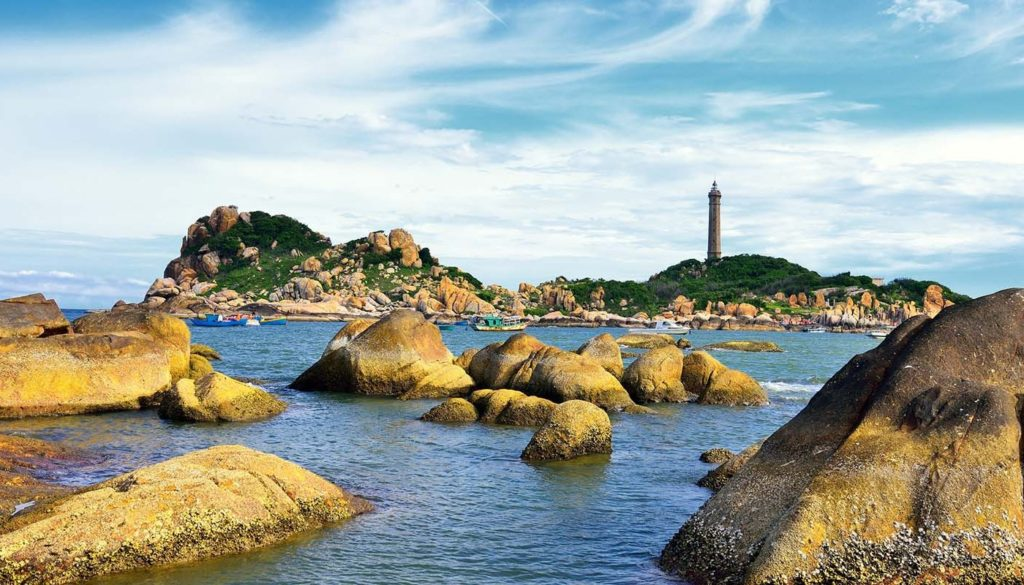 Vietnam Southern Coast Line Motorbike Tour