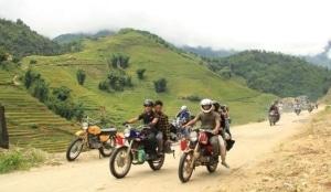 Motorbike Tour to Cuc Phuong