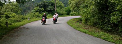 2-Day Motorbike Tour From Hanoi to Ba Vi National Park