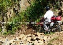 Vietnam motorbike tour to Ha Giang