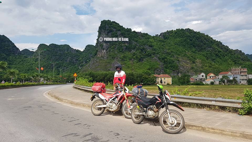 Hoi An Jungle Rider motorbike tour loop