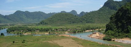 Central Vietnam World Heritage motorbike tour Loop