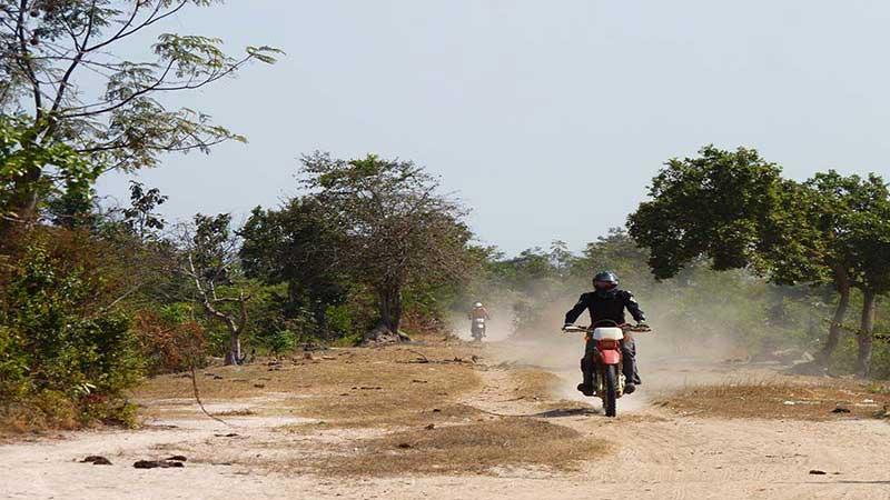 Cambodia Coast Motorbike Tour