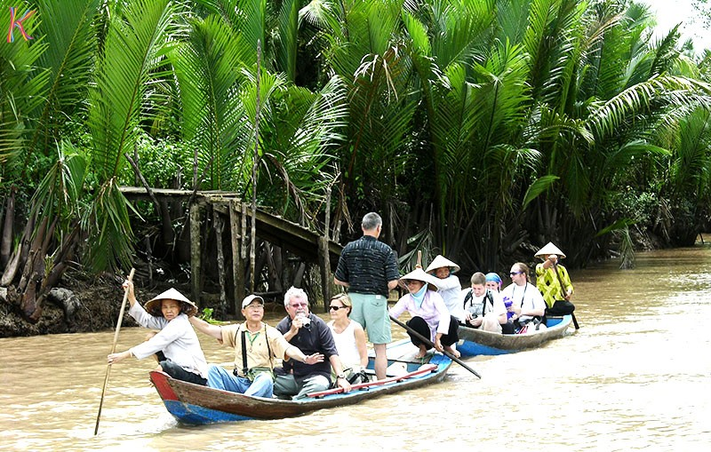 Vietnam Motorcycle Tours to explore hidden beauty of Mekong Delta