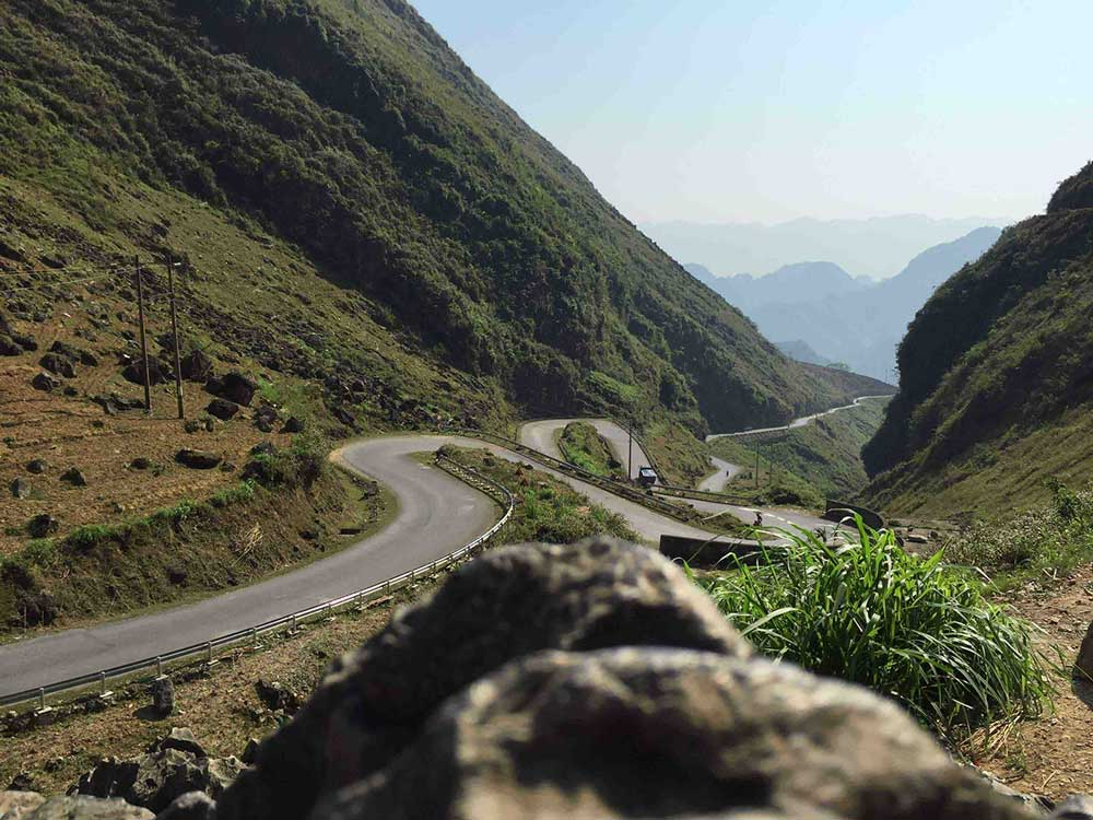 Short North-west Vietnam motorbike tour to Ha Giang
